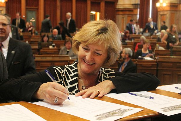 Steckman Set to Focus on Education, Jobs and Working Families During 2017 Session